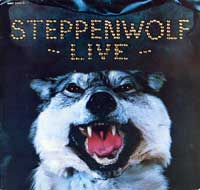 STEPPENWOLF - Live Stateside 2LP Gatefold