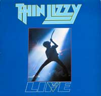 THIN LIZZY -  Life Live 2LP