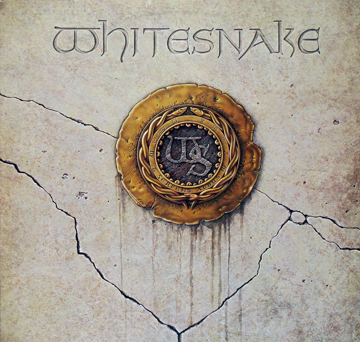 High Resolution Photos of whitesnake self-titled canada