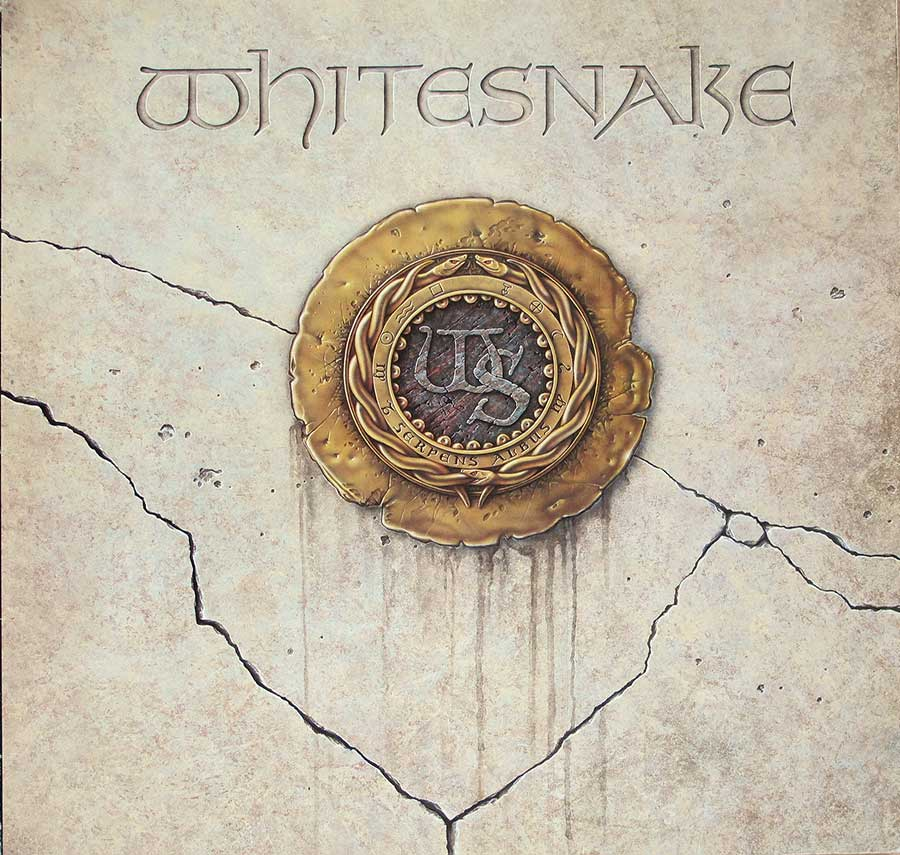 High Resolution Photos of whitesnake self-titled audiophile