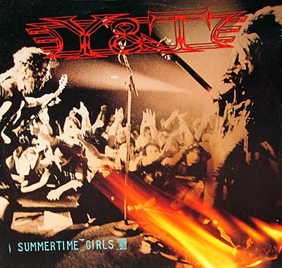 "Thumbnail Of  Y&T - Summertime Girls ( 12"" LP ) album front cover"