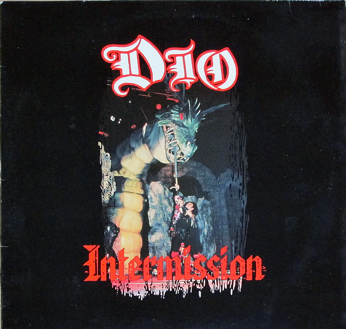 High Resolution Photo #1 DIO Intermission