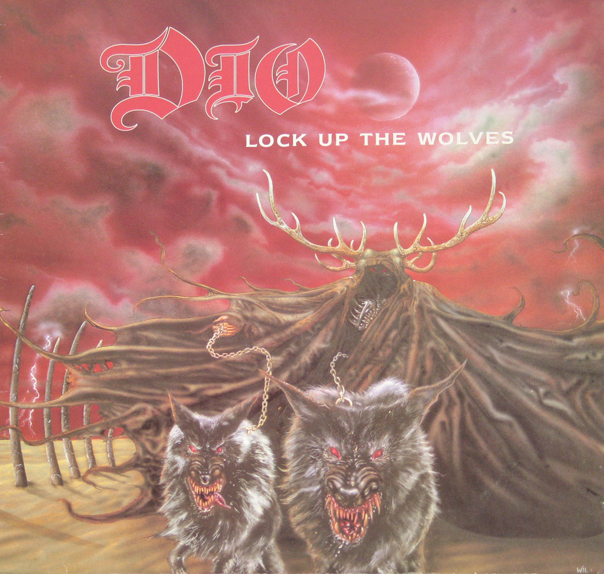 High Resolution Photo #1 DIO Lock Wolves