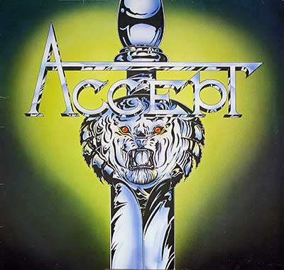 "Thumbnail of ACCEPT - I'm a Rebel  12"" Vinyl LP Album album front cover"