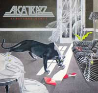 ALCATRAZZ - Dangerous Games  is the third and final studio album released by the American heavy metal band Alcatrazz. This album marked a drastic departure from the bands two previous albums with its heavily Japanese influenced style.