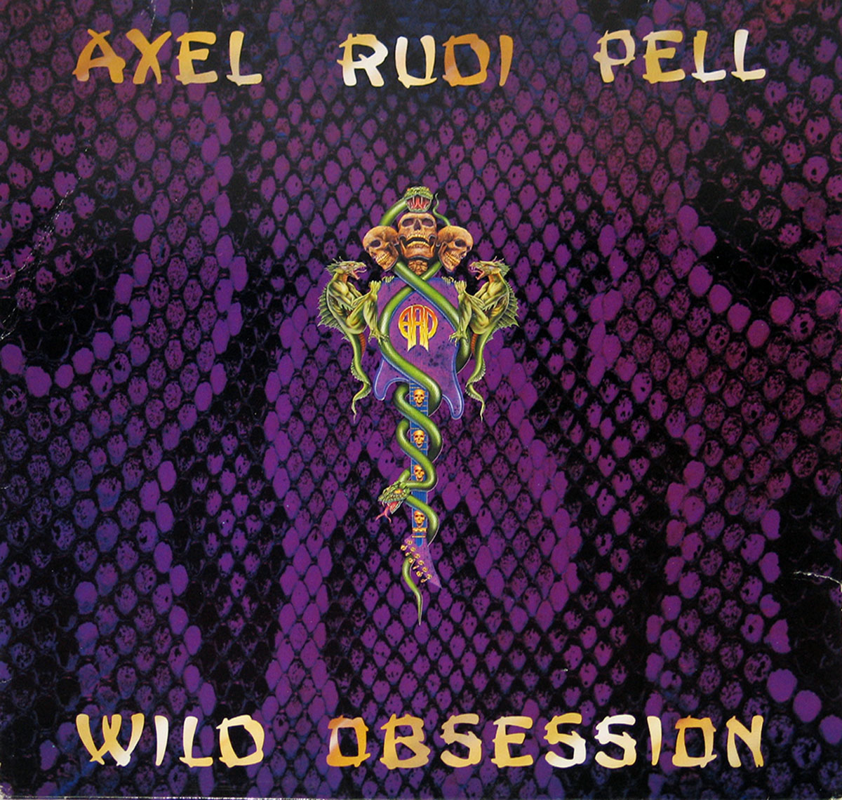High Resolution Photo #10 axel rudi pell wild obsession