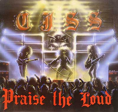 "Thumbnail of CJSS - Praise The Loud Chastain ( USA Release ) 12"" Vinyl LP Album album front cover"