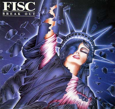 "Thumbnail Of  FISC - Break Out 12"" LP album front cover"