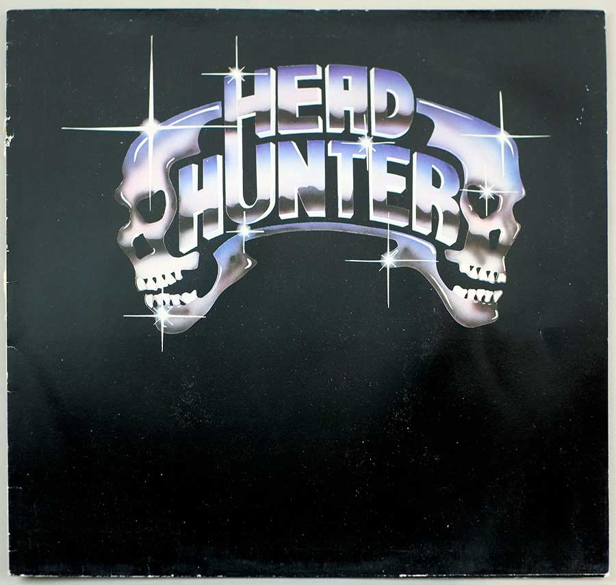 Front Cover Photo Of HEADHUNTER Head hunter CELTIC FROST NETZ KILLER krokus CHINA