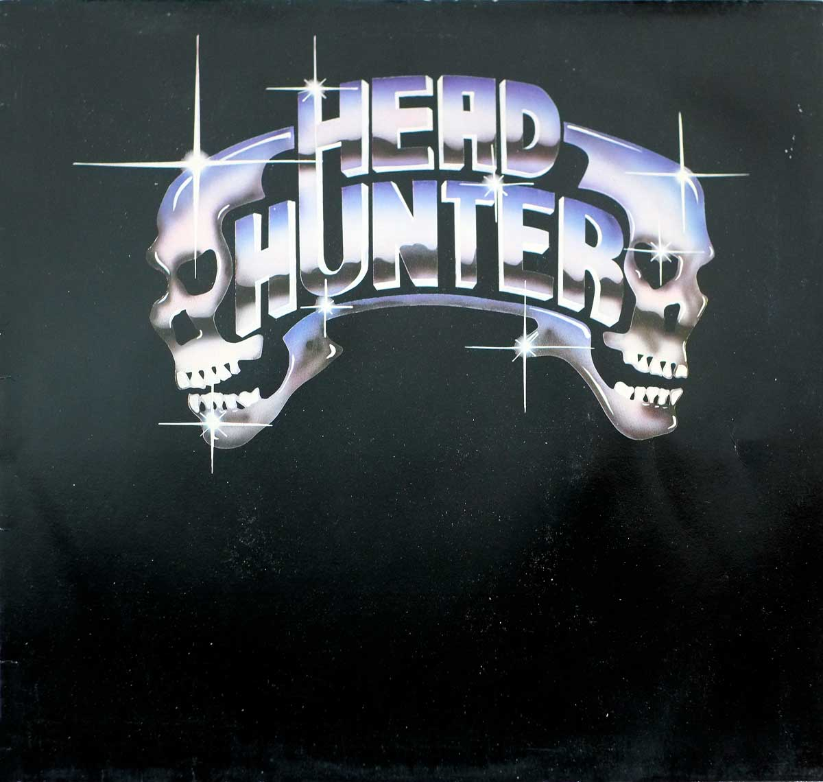 Album Front Cover Photo of HEADHUNTER Head hunter CELTIC FROST NETZ KILLER krokus CHINA