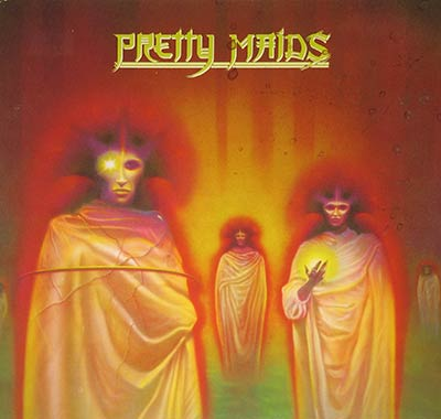 Thumbnail Of  PRETTY MAIDS - Pretty Maids ( Self-Titled ) album front cover