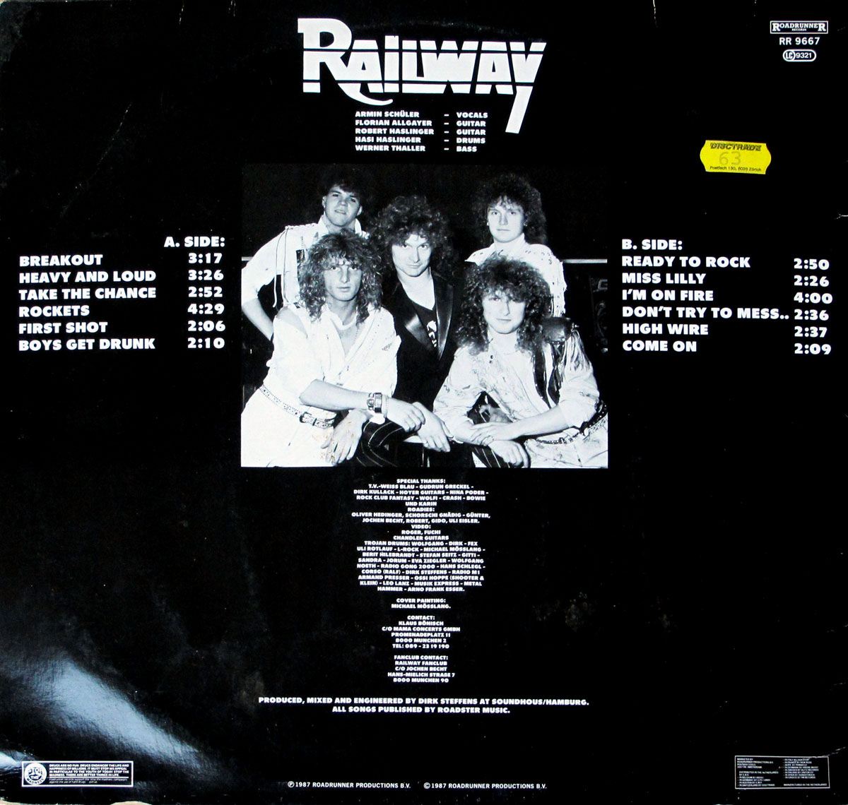 High Resolution Photo #11 Railway Climax