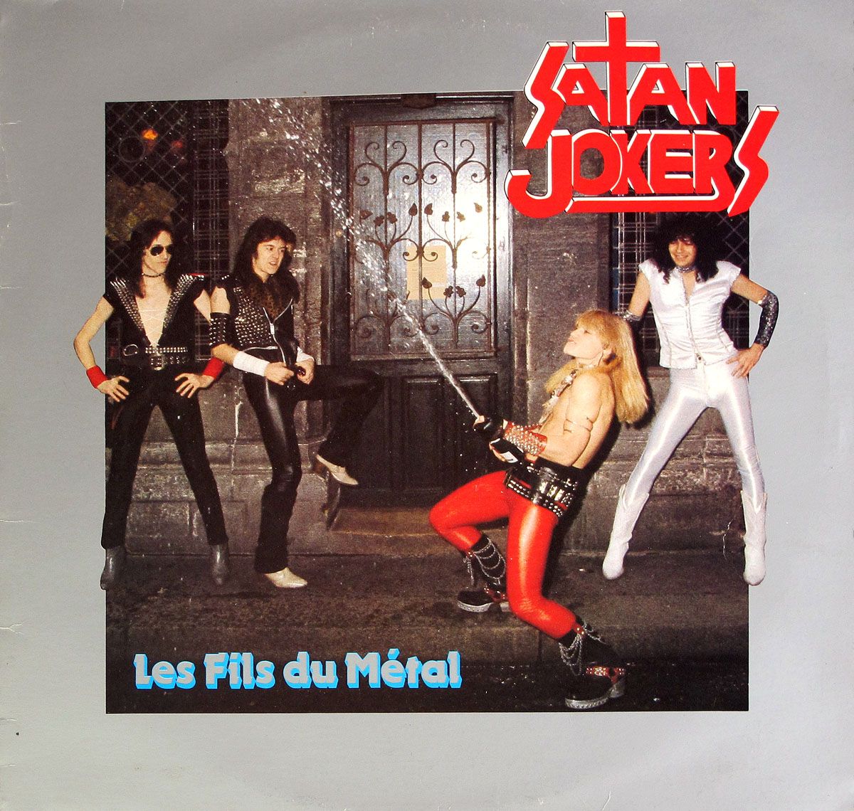 High Resolution Photo #10 SATAN JOKERS - Les Fils du Metal https://vinyl-records.nl
