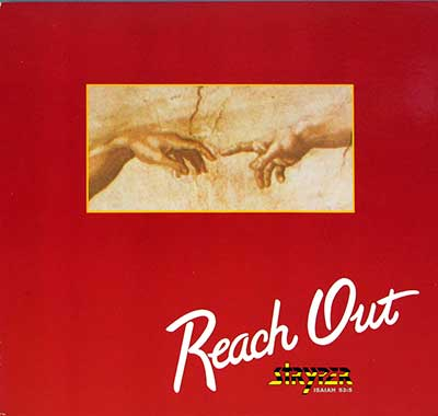 "Thumbnail of STRYPER - Reach Out 12"" Vinyl Maxi Single front cover"