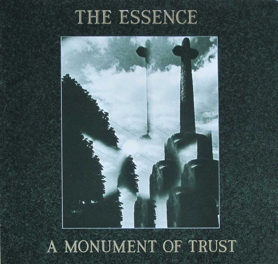 Front Cover Photo Of THE ESSENCE - A Monument of Trust