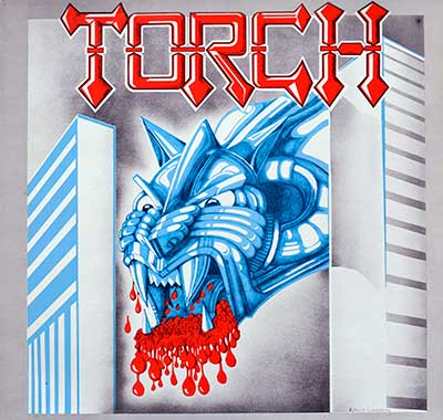 "Thumbnail Of  TORCH - Fire Raiser 12"" Vinyl EP album front cover"