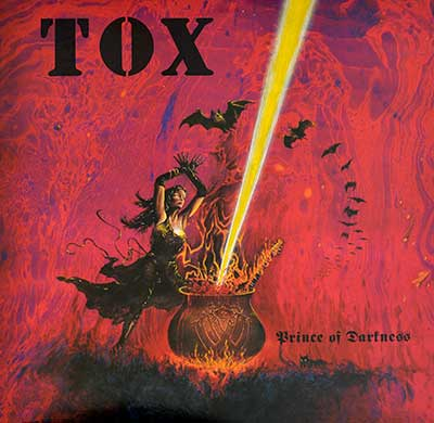TOX - Prince Of Darkness Skull thumbnail of the album cover