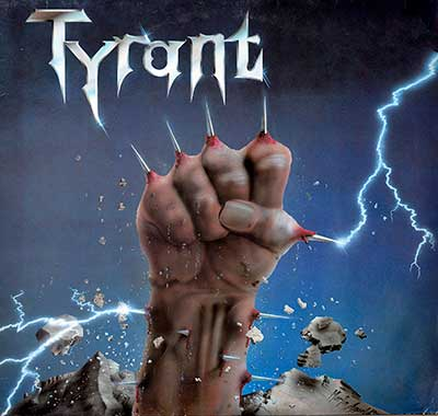 Thumbnail Of  TYRANT - Fight for your life album front cover