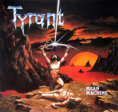 Thumbnail Of  TYRANT - Mean Machine album front cover