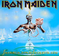 Thumbnail Of  IRON MAIDEN - Seventh Son Of A Seventh Son Canada album front cover