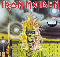 Thumbnail Of  IRON MAIDEN - IRON MAIDEN ( Self-titled  , EEC )