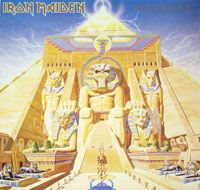 Thumbnail Of  IRON MAIDEN - Powerslave  ( UK  ) album front cover