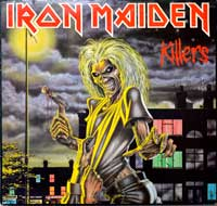 Thumbnail Of  IRON MAIDEN - Killers (EU - Europe)