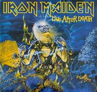 Thumbnail Of  IRON MAIDEN - Live After Death 2LP (incl. Booklet) (EU)