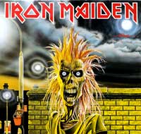 IRON MAIDEN - Self-Titled ( Fame Records )