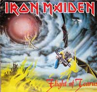 IRON MAIDEN - Flight of the Icarus