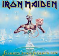 Thumbnail Of  IRON MAIDEN Seventh Son of the Seventh Son (France)  album front cover