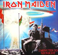 IRON MAIDEN - 2 Minutes 2 Midnight (1984, Germany)