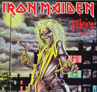 Thumbnail Of  IRON MAIDEN - Killers Fame