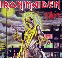 Thumbnail Of  IRON MAIDEN - Killers (Germany)