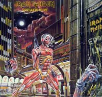 Thumbnail Of  IRON MAIDEN - Somewhere in Time Germany album front cover