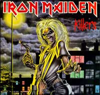 Thumbnail Of  IRON MAIDEN - Killers Netherlands