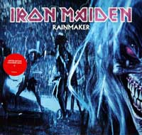 Thumbnail Of  IRON MAIDEN - Rainmaker / Dance of Death Blue Vinyl  album front cover