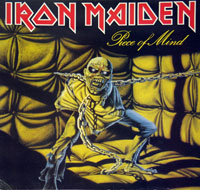 Thumbnail Of  IRON MAIDEN - Piece of Mind (1983, UK) album front cover