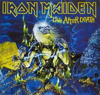 Thumbnail Of  IRON MAIDEN - Live After Death 2LP