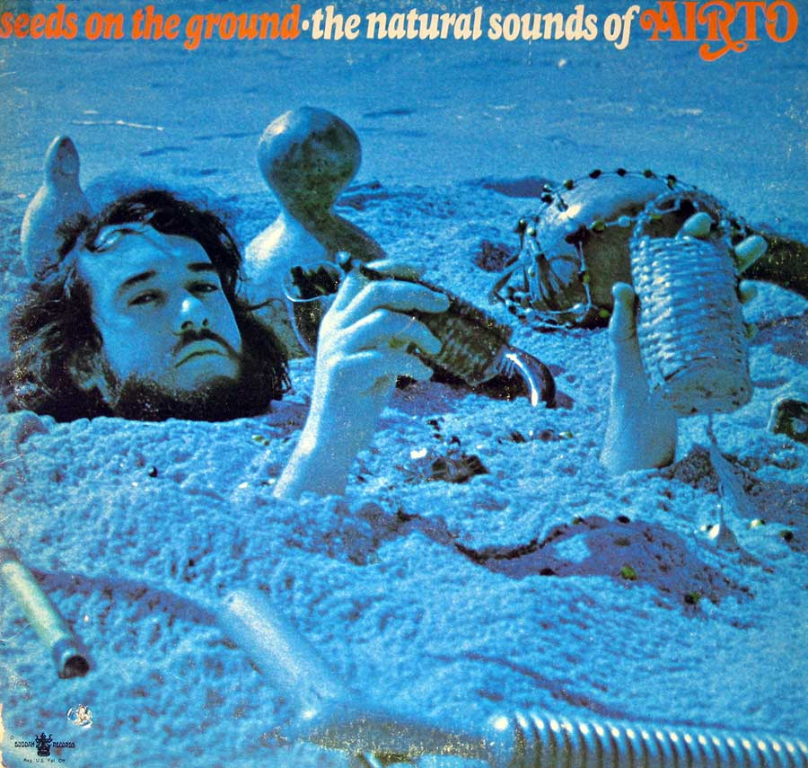 Album Front Cover Photo of AIRTO - Seeds on the Ground the Natural Sounds of Airto