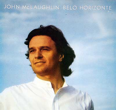 "Thumbnail of JOHN MCLAUGHLIN - Belo Horizonte with Paco De Lucia 12"" VINYL LP ALBUM album front cover"