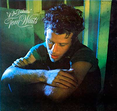 Thumbnail of TOM WAITS - Blue Valentine album front cover