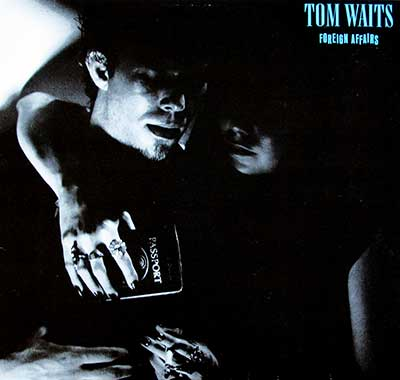 Thumbnail of TOM WAITS - Foreign Affairs album front cover