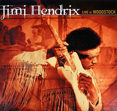 Thumbnail of JIMI HENDRIX - Albums on Vinyl Collection album front cover