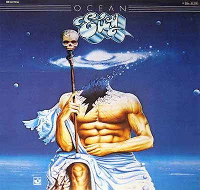 "Thumbnail Of  ELOY - Ocean 12"" Vinyl LP album front cover"