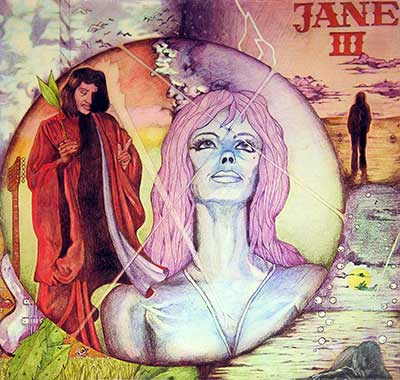 "Thumbnail of JANE - JANE III 12"" Vinyl LP Album album front cover"