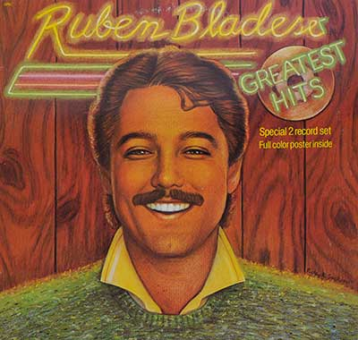 Thumbnail of RUBEN BLADES - Greatest Hits Special 2 Record Set  album front cover