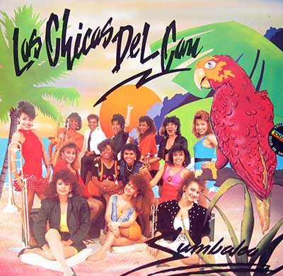 "Thumbnail Of  LAS CHICAS DEL CAN - Sumbaleo 12"" Vinyl LP album front cover"