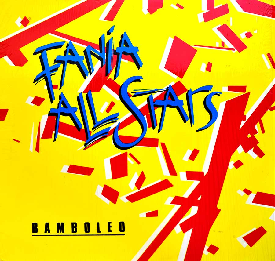 Album Front Cover Photo of FANIA ALL STARS - Bamboleo ( USA Release )