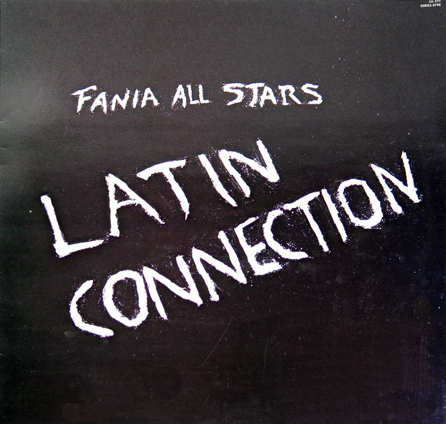Album Front Cover Photo of FANIA ALL STARS - Latin Connection